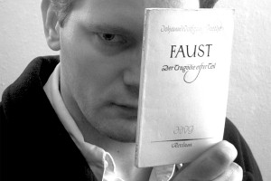 Goethes Faust als One-Man-Show