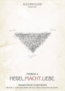 HEGEL.MACHT.LIEBE