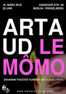 ARTAUD -LE MÔMO
