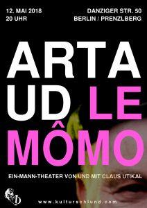 ARTAUD LE MOMO